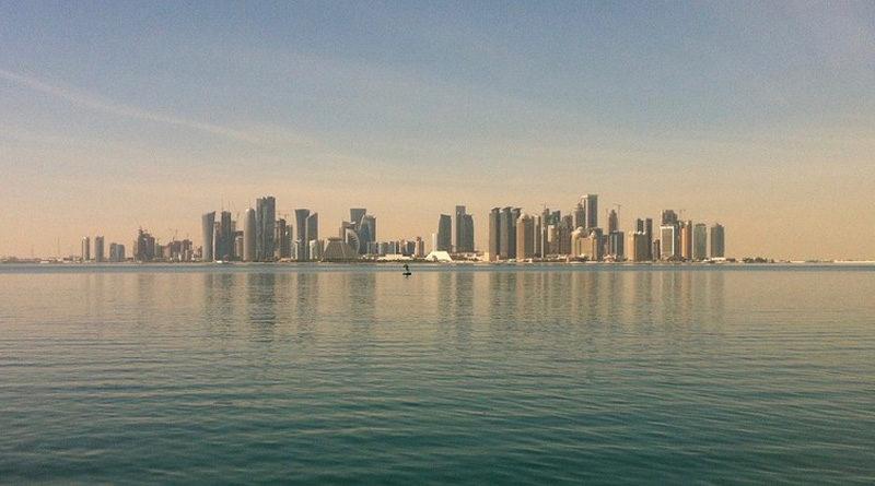 Skyline Doha, Pixabay