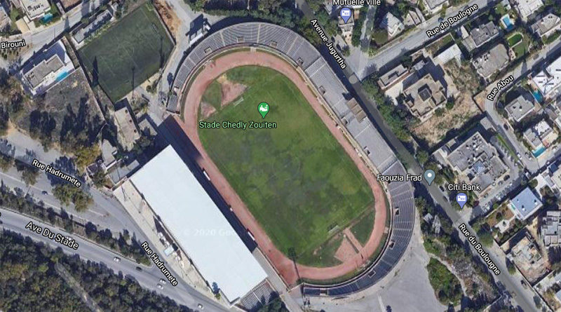 Stade Chedly Zouiten Tunis