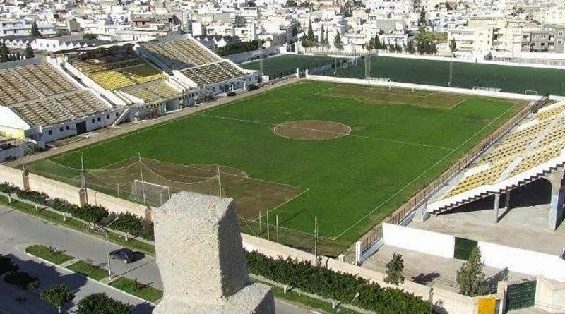 Stade Municipal Bou Ali-Lahouar Hammam-Sousse