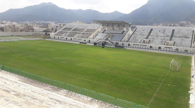 Stade municipal de Hammam Lif (Stade Bou Kornine)